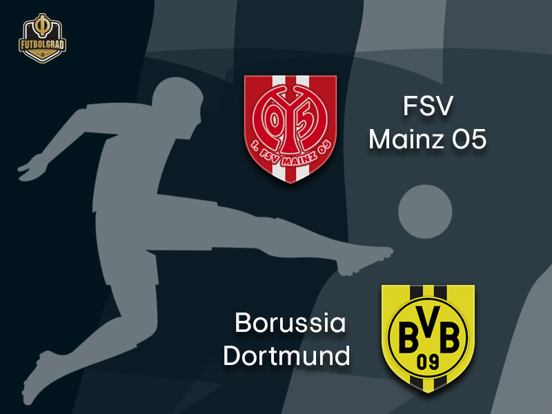 Mainz hopeful to derail the Borussia Dortmund train