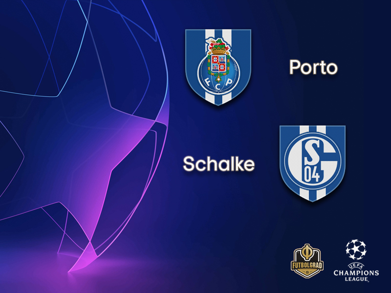 Champions League – Porto and Schalke look to qualify for the round of 16