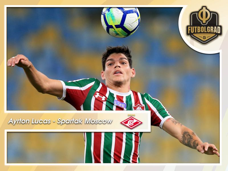 Ayrton Lucas – Spartak's new left-back scouted