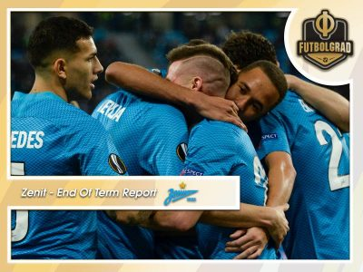 Zenit St. Petersburg – End Of Term Report