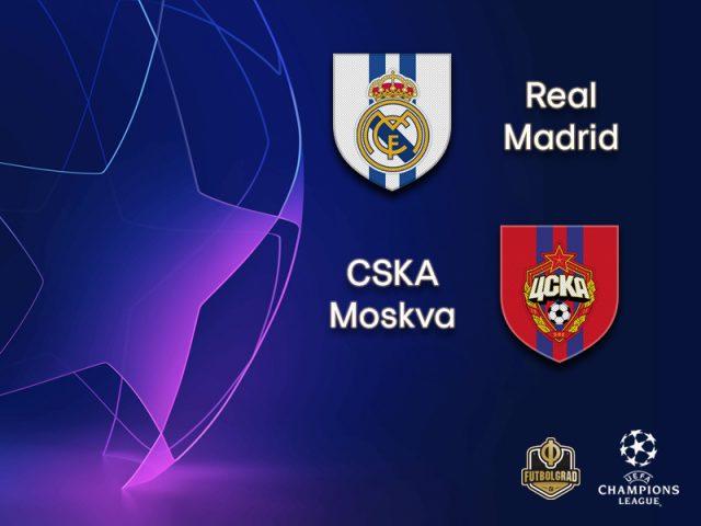 Real Madrid vs CSKA – Champions League – Preview