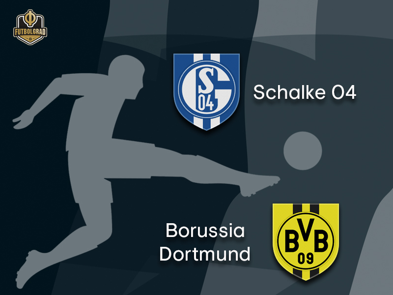 Welcome to the biggest game in Germany – Schalke host BVB for the 174th Revierderby