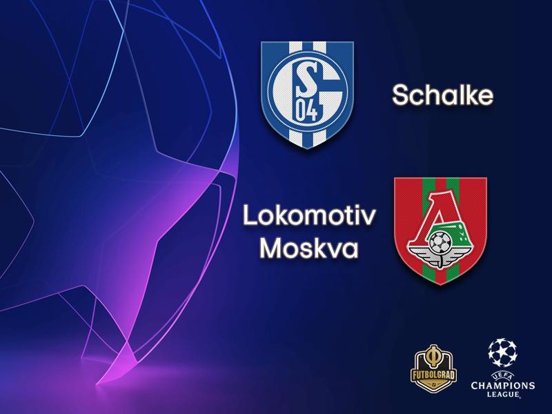Schalke look to experiment against Lokomotiv Moscow