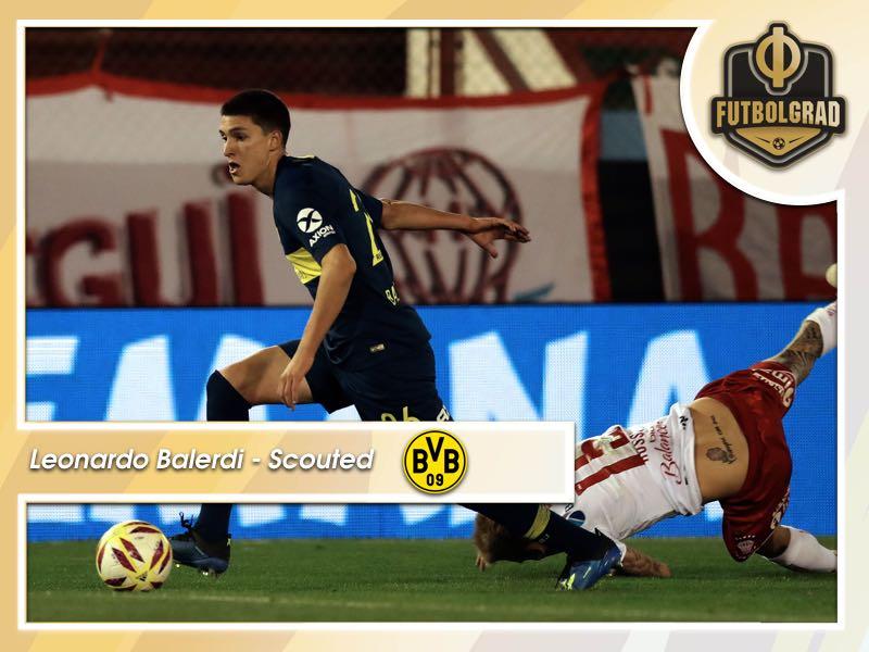Leonardo Balerdi – Borussia Dortmund's Target Scouted