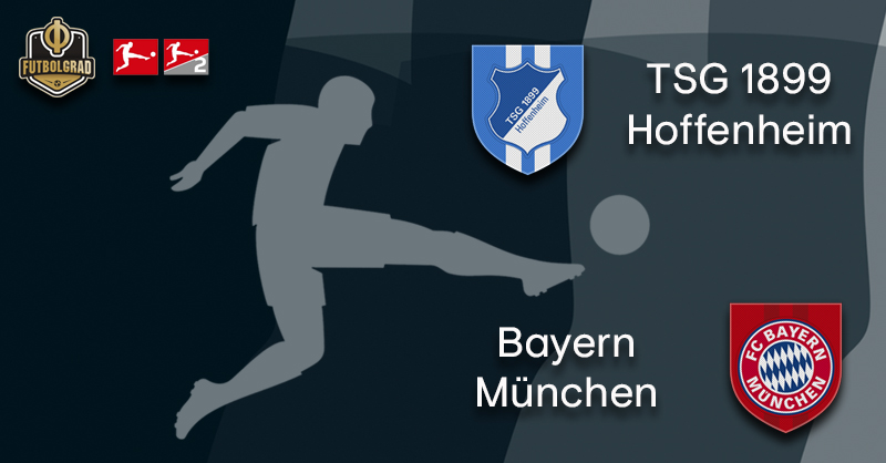 Hoffenheim host Bayern to kick off the Bundesliga Rückrunde