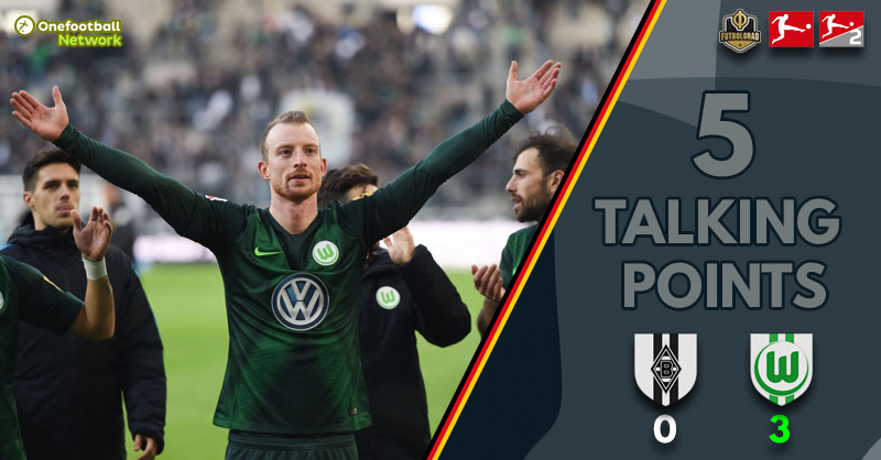 'Fighting machine' and the 'Wolves look good for Europe' – Five Talking Points from Gladbach v Wolfsburg