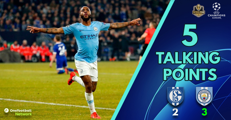Comeback kings and VAR trouble – Thoughts from Schalke v Manchester City