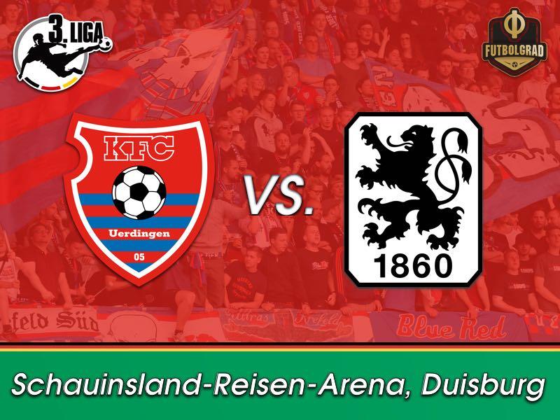 Uerdingen face 1860 Munich in the derby of investors