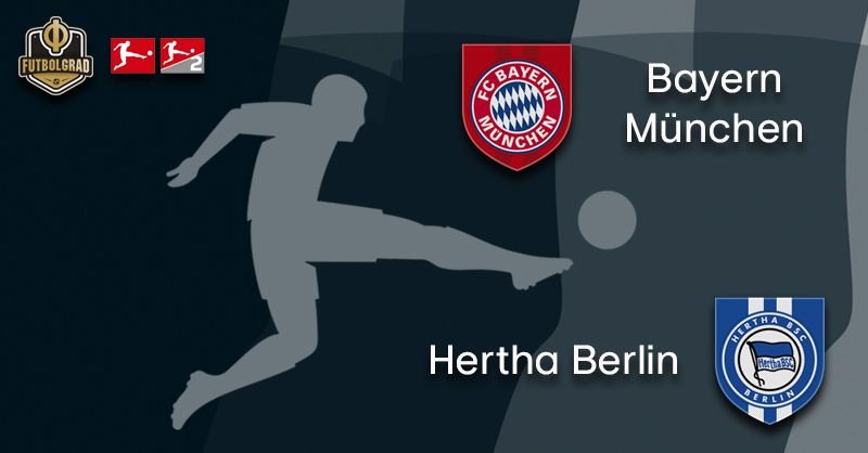 Bayern want to confirm Liverpool performance against Hertha