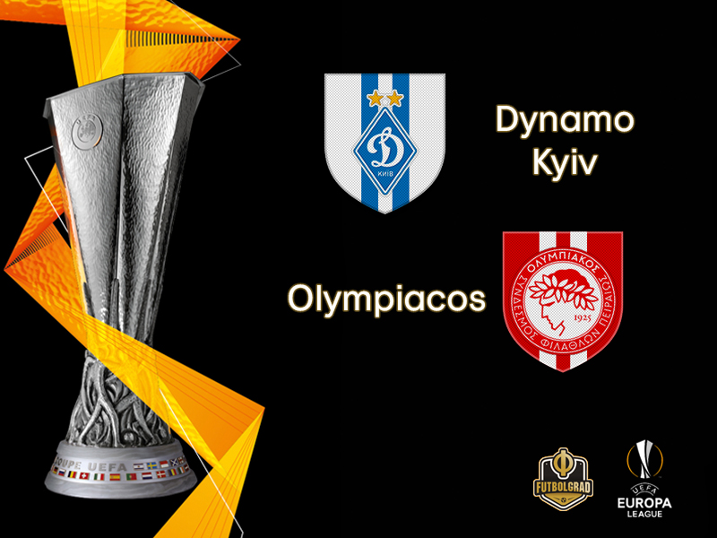 Dynamo Kyiv vs Olympiacos – Europa League – Preview