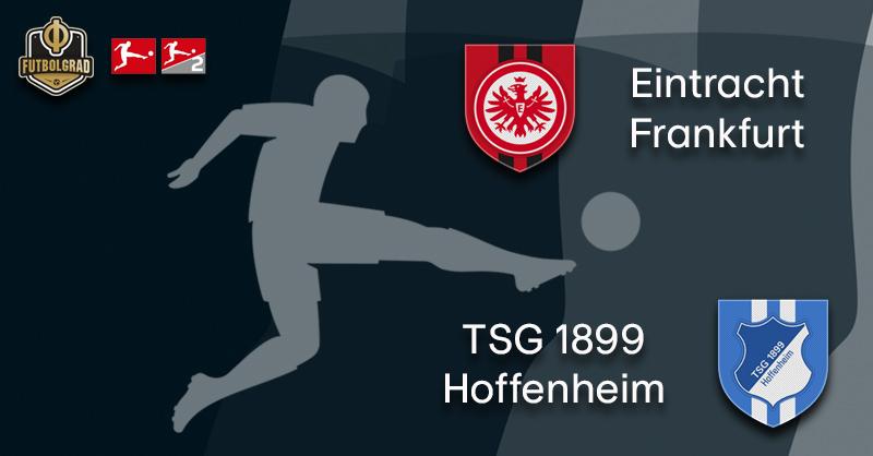 Eintracht Frankfurt host Hoffenheim as the battle for Europe continues