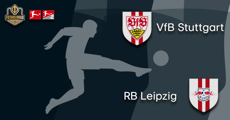 Chaotic Stuttgart face a defensive wall in RB Leipzig