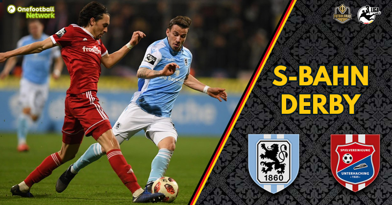 1860 München vs SpVgg Unterhaching – Inside the Lion's Den