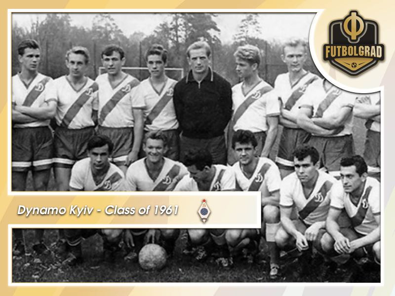 Dynamo Kyiv and the 1961 Soviet Vysshaya Liga