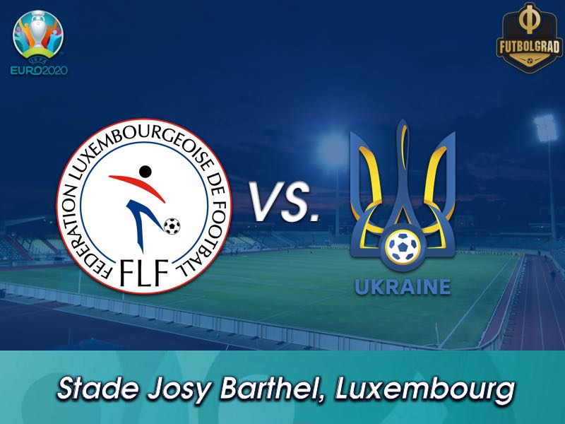 Luxembourg vs Ukraine – Euro 2020 Qualifiers – Preview