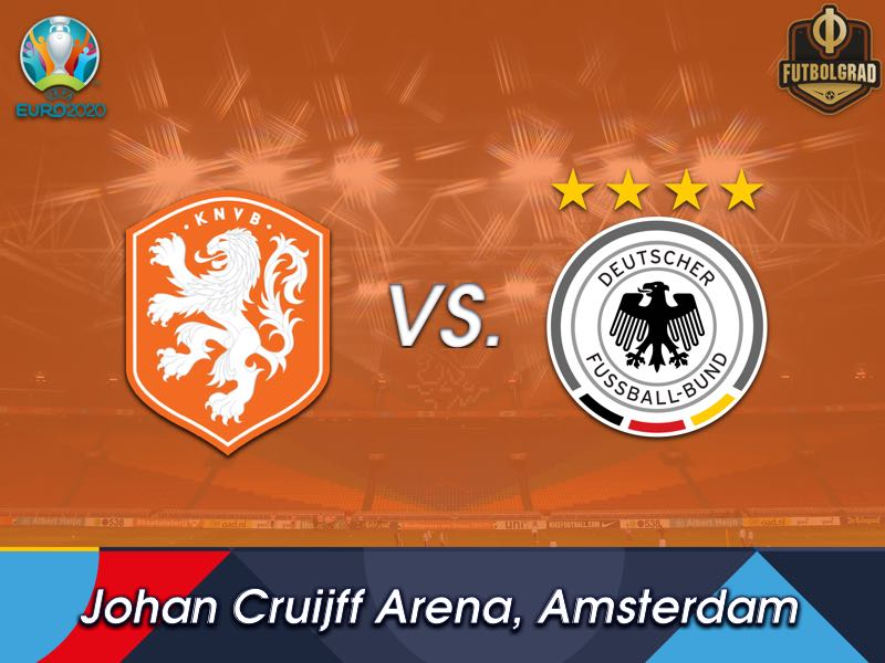 Deutschland Vs Holland