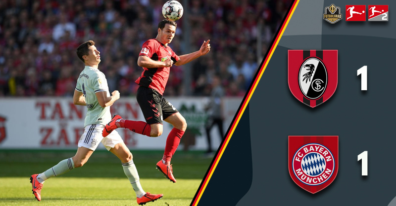 Freiburg hold Bayern as Christian Streich's approach shows there is still work to do for Niko Kovac