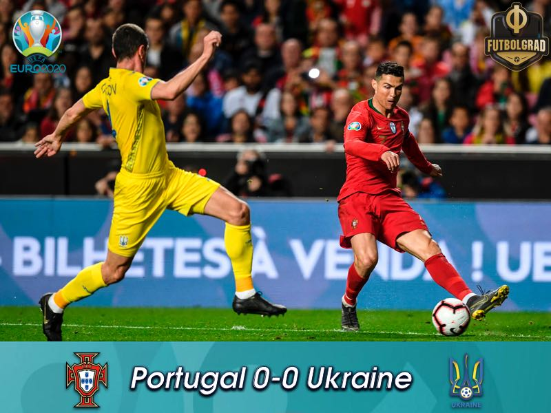 Portugal v Ukraine – Euro 2020 Qualifiers – Match Report