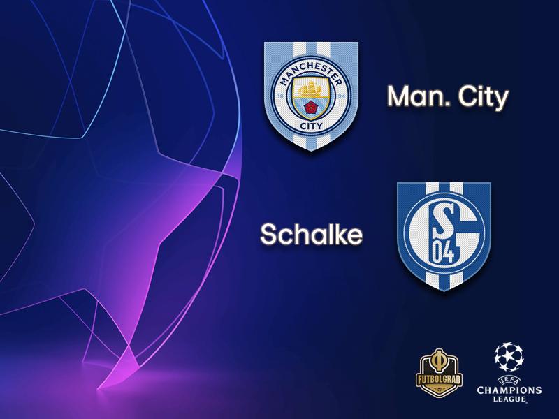 Schalke hope to invoke spirit of Real Madrid against Manchester City