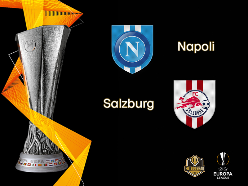 For the first time in history, Napoli host Austrian side FC Salzburg