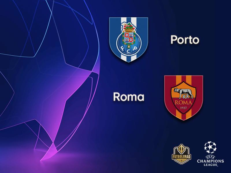 Porto hopeful as they host Italian side Roma