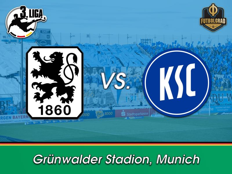 1860 Munich want to end losing streak against Karlsruhe