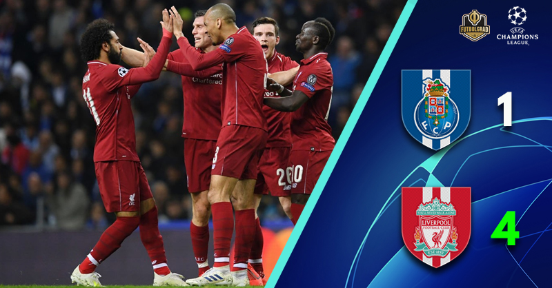 Liverpool show their class in Portugal once again