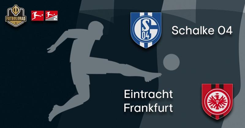 In crisis Schalke face mission impossible against Eintracht Frankfurt