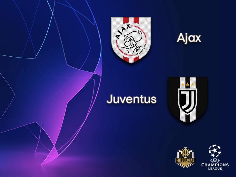 Giant killers Ajax host Italian giants Juventus
