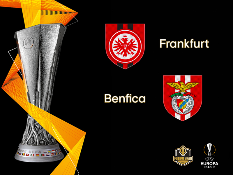 Eintracht Frankfurt look to overcome deficit against Benfica