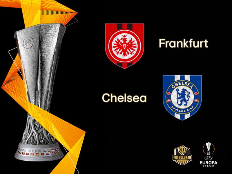 Eintracht Frankfurt look to upset the apple-cart when they host Chelsea