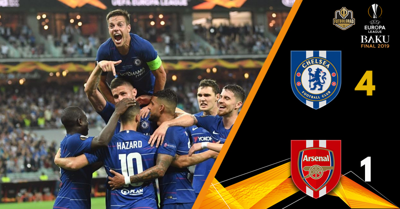 The King's Road – Hazard ignites the Europa League Final