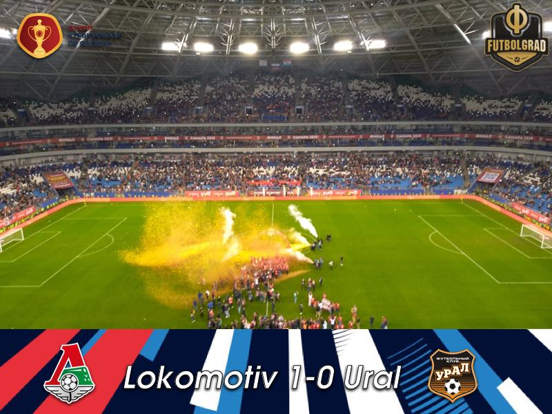 Lokomotiv Moscow v Ural – Russian Cup Final – Report