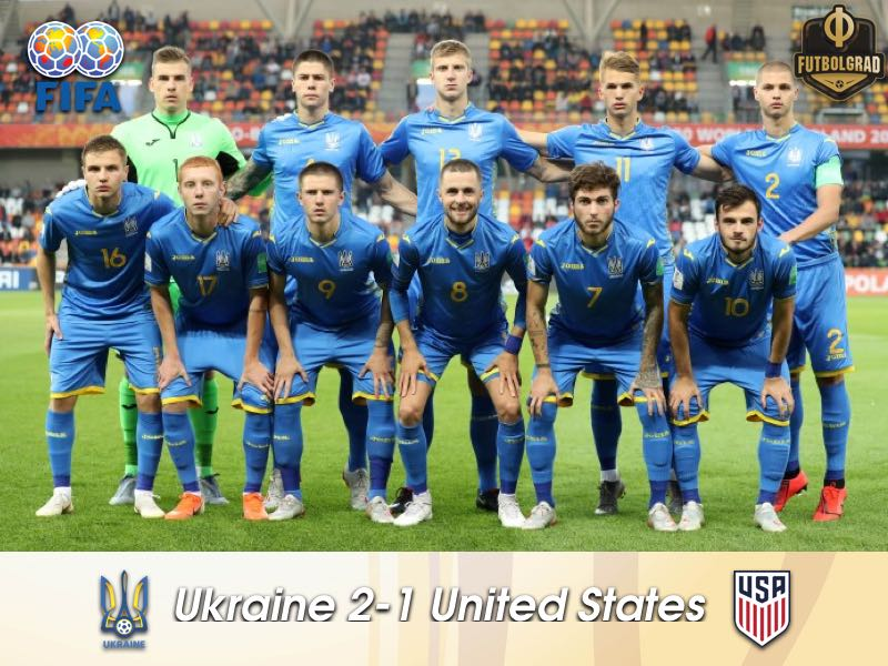 Ukraine v USA – U20 World Cup – Report
