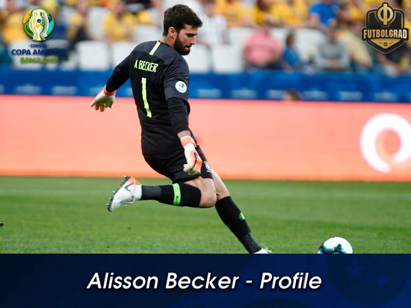 Alisson – Champions League glory and Copa ambitions