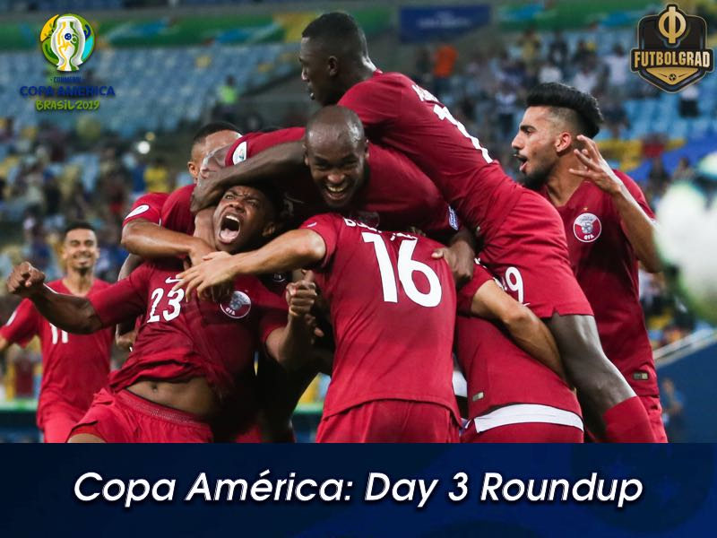 Day 3 Copa América: The tournament comes to life