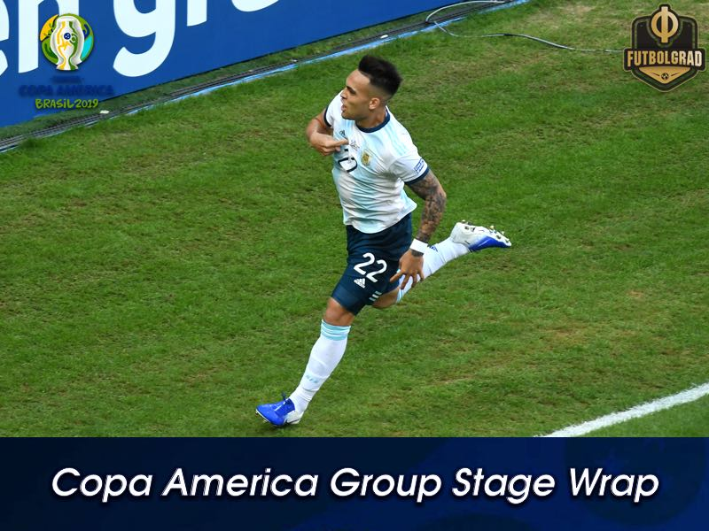 Copa America 2019 – Group Stage Wrap