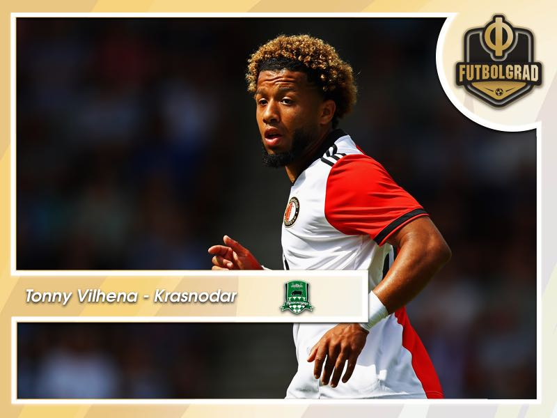 Tonny Vilhena – What can he add to Krasnodar?