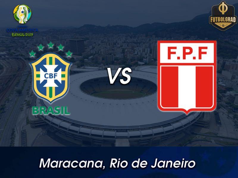 Brazil vs Peru – Copa America 2019 – Final