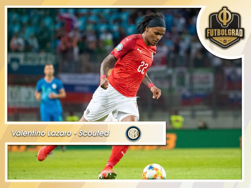 Valentino Lazaro – What can the Austrian add to Inter Milan?