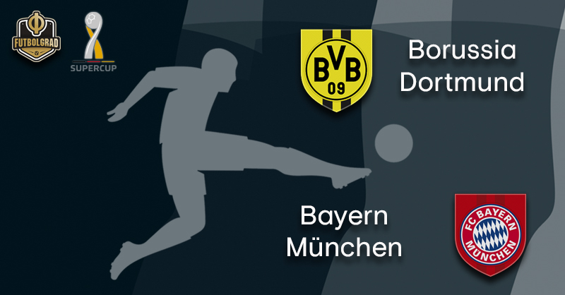 Borussia Dortmund and Bayern München rekindle their traditional rivalry – DFL Supercup Preview