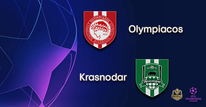 Olympiacos vs Krasnodar – Champions League – Preview