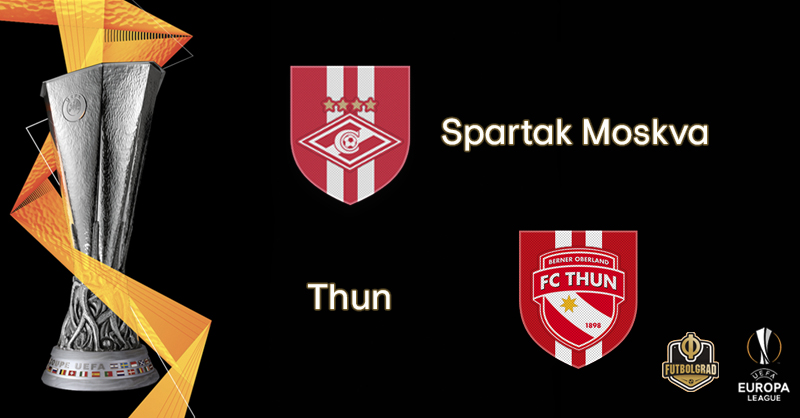 Spartak Moscow vs Thun – Europa League – Preview