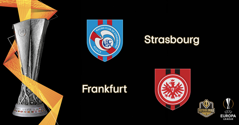 Europa League playoffs: RC Strasbourg host Eintracht Frankfurt